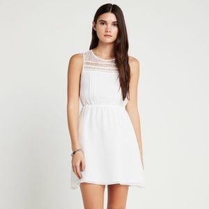 BCBGeneration White Dress